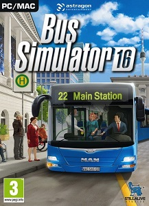 Bus Simulator 16 | RePack by R.G. Mechanics