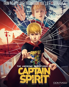 The Awesome Adventures of Captain Spirit | Repack by Xatab