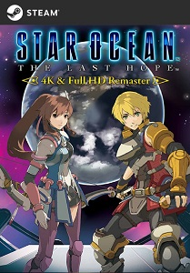 Star Ocean: The Last Hope | Repack by xatab