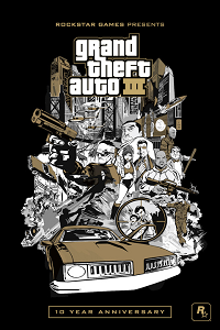Grand Theft Auto 3 HD Edition | Repack by DODI