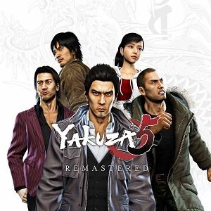 Yakuza 5 Remastered | Repack by DODI
