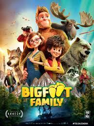 დიდფეხას ოჯახი (ქართულად) / didfexas ojaxi (qartulad) / Bigfoot Family