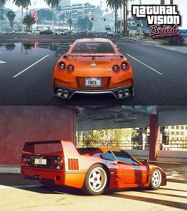 NaturalVision Evolved | GTA V Graphics