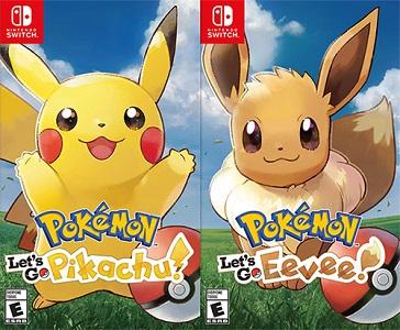 Pokemon: Let's Go, Pikachu/Eevee | Repack by FitGirl