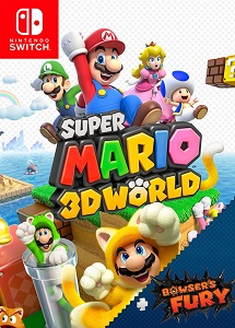 Super Mario 3D World + BOWSER'S FURY | Repack by FitGirl