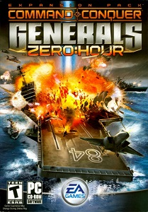 Command & Conquer: Generals - Zero Hour | RePack by R.G. Механики