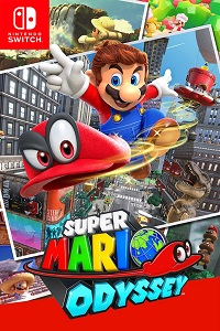 Super Mario Odyssey | Repack by FitGirl