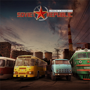 Workers & Resources: Soviet Republic | RePack By Xatab