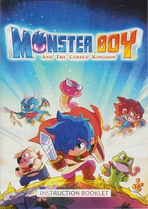 Monster Boy and the Cursed Kingdom | RePack By xatab