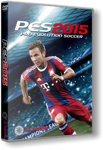 PES 2015 / Pro Evolution Soccer 2015 | RePack by R.G. Freedom