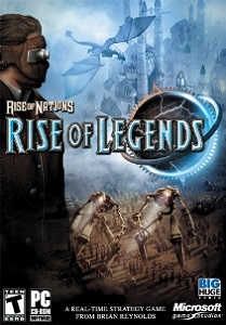 Rise of Nations: Rise of Legends | Repack by R.G Mechanics