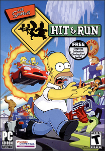 The Simpsons: Hit & Run | Repack by R.G Mechanics