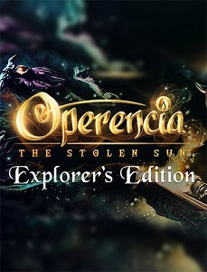 Operencia: The Stolen Sun - Explorer's Edition | Repack By xatab