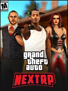 GTA / Grand Theft Auto: San Andreas - Next RP | Pirate