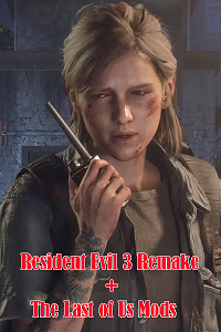 RESIDENT EVIL 3 Remake + The Last of Us Mods | Repack by DODI