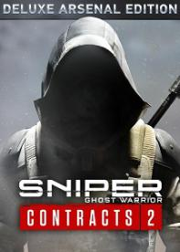 Sniper Ghost Warrior Contracts 2 - Deluxe Arsenal Edition | Repack By Decepticon