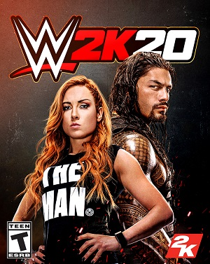 WWE 2K20 | License