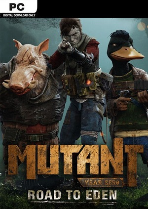 Mutant Year Zero: Road to Eden | License