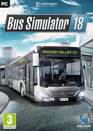Bus Simulator 18 || RePack от R.G. Freedom