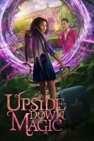 თავდაყირა ჯადოქრობა / Tavdayira Jadoqroba / UPSIDE-DOWN MAGIC